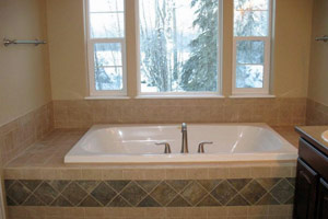 Bathroom Remodeling by Apex Plumbing and Heating